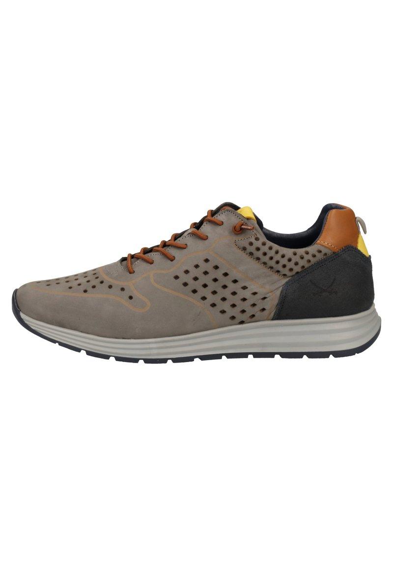 Sansibar Shoes - SANSIBAR SHOES SNEAKER - Sneakersy niskie - mittelgrau 32