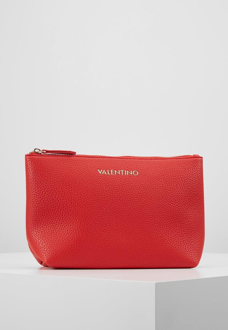 Valentino Bags - SUPERMAN - Wash bag - red
