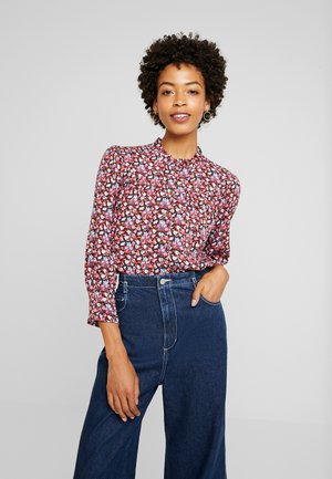 LASARAH - Button-down blouse - imprime
