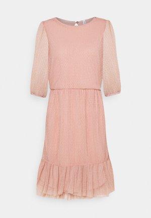 ONLETTA PUFF DRESS  - Kjole - misty rose