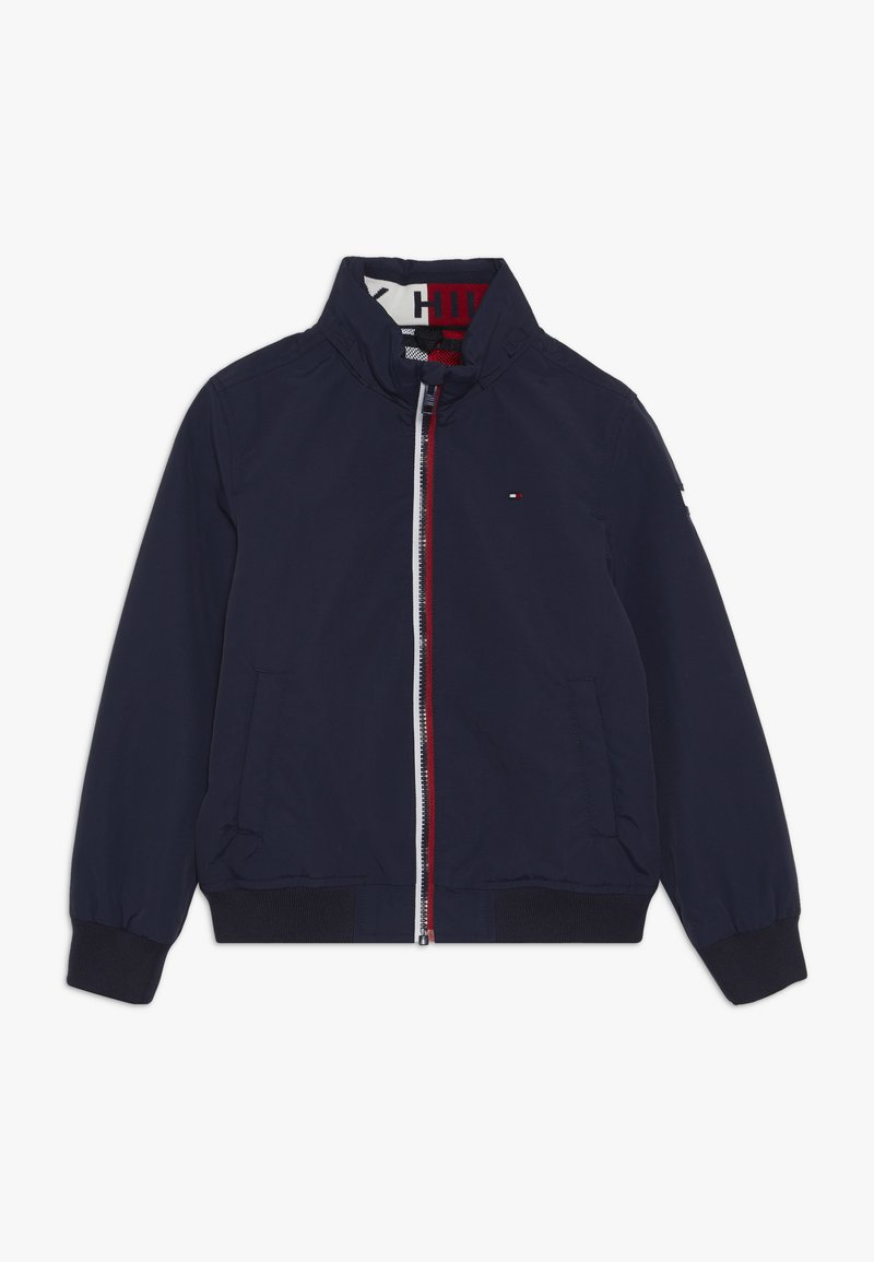 Tommy Hilfiger - ESSENTIAL JACKET - Lehká bunda - blue
