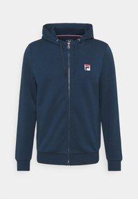Fila - EDDY - Sportovní bunda - peacoat blue - 0