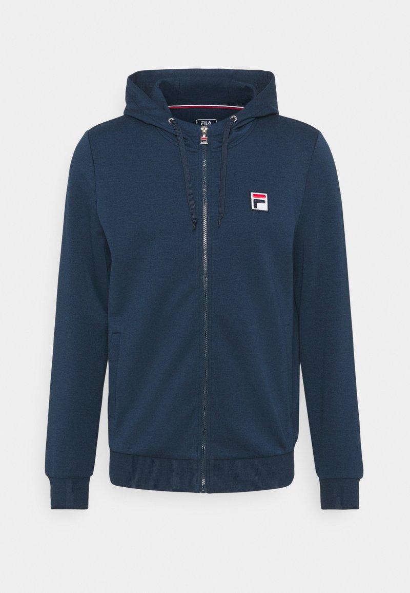 Fila - EDDY - Sportovní bunda - peacoat blue