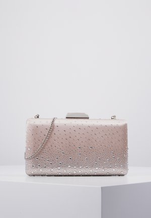 RYLIE GRADIENT HEATFIX - Clutch - blush