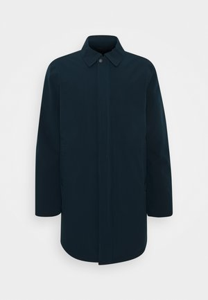 TECHNICAL - Short coat - navy