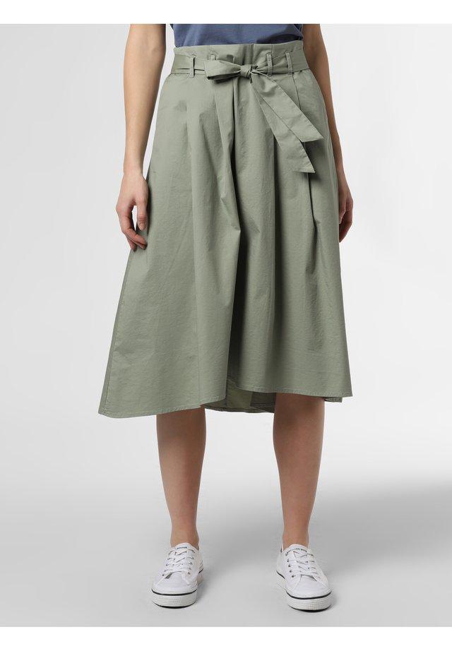 A-line skirt - schilf