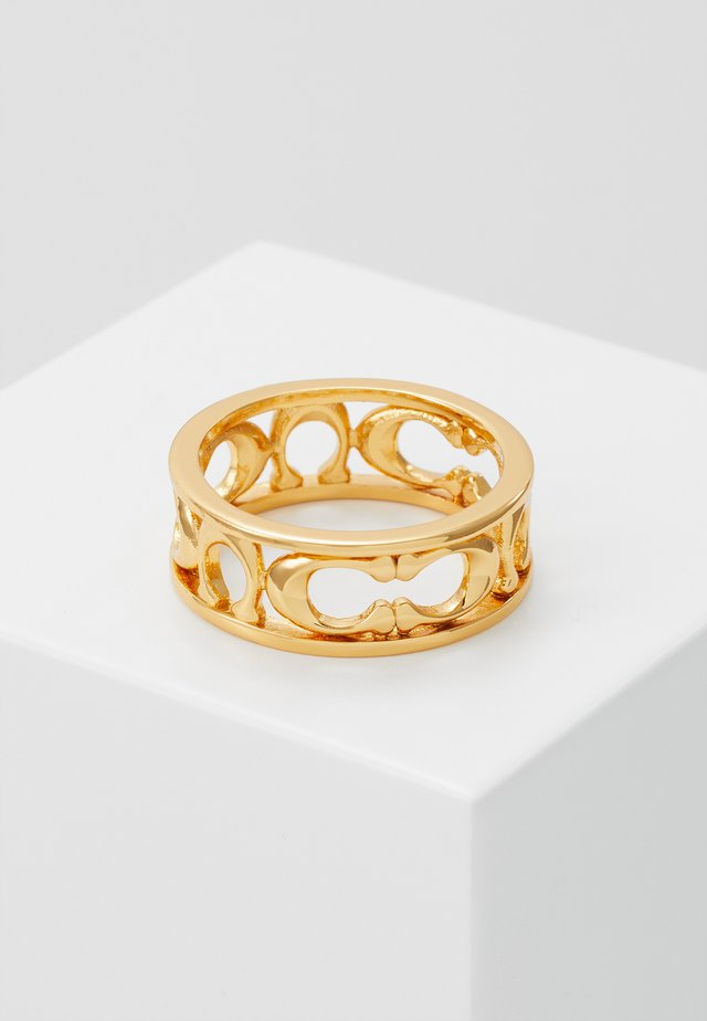 PIERCED - Anello - gold-coloured