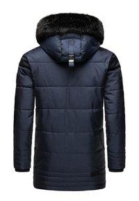 Navahoo - LUAAN - Winter coat - dark blue - 2