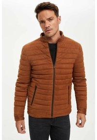 DeFacto - Light jacket - brown - 0