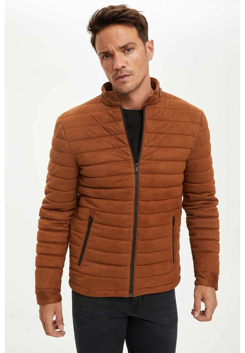 DeFacto - Light jacket - brown