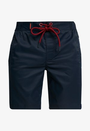 SIDE PANEL BOARD SHORT - Swimming shorts - darkest navy