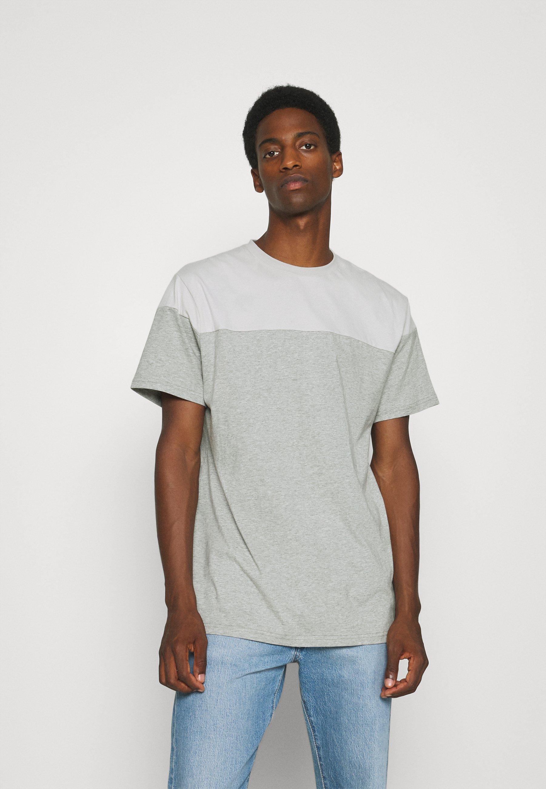 Herren FAIRVIEW - T-Shirt print - smokegrey