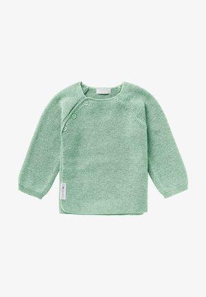 PINO - Sweater - grey mint