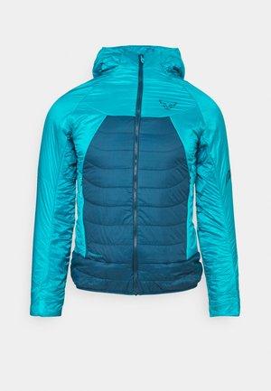 RADICAL HOOD - Ski jacket - ocean