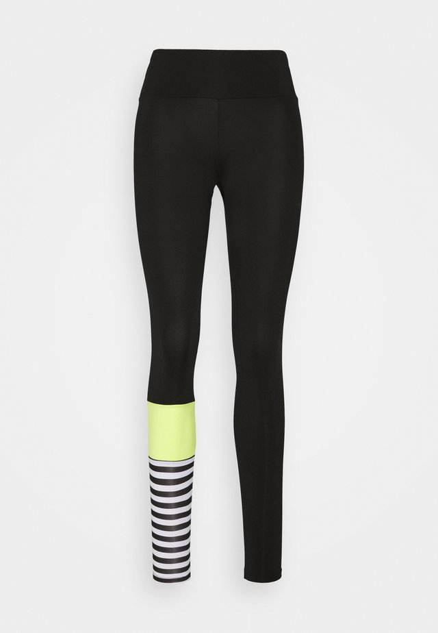 LEGGINGS SURF STYLE  - Trikoot - black