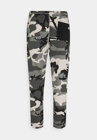 Diesel - UMLB-PETER TROUSERS - Pyjama bottoms - grey - 6