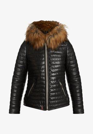 FURY - Veste d'hiver - black