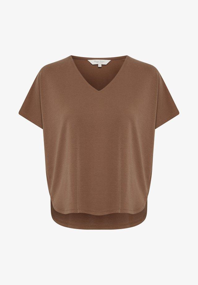 Camiseta estampada - argan oil