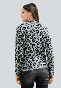 Alba Moda - Sweatshirt - grau,schwarz - 2