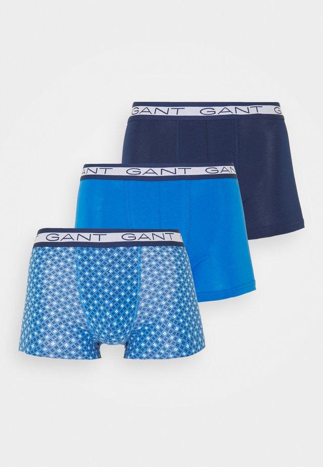 BASIC TRUNK MINI STAR 3 PACK - Underbukse - strong blue
