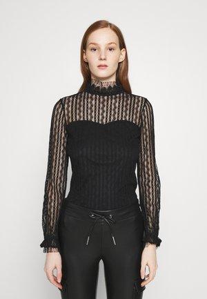 VIVESRA - Blusa - black
