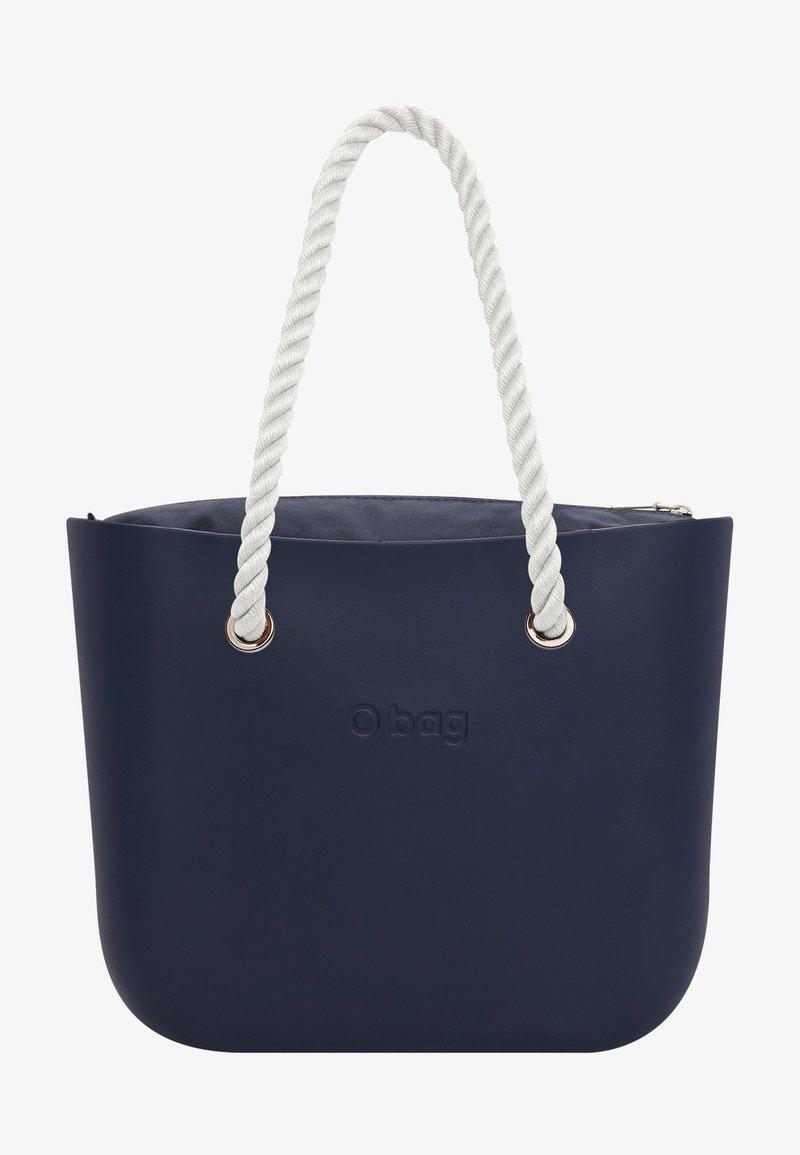 O Bag - Tote bag - blu navy