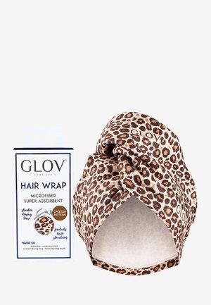 HAIR WRAP - Hair styling accessory - cheetah
