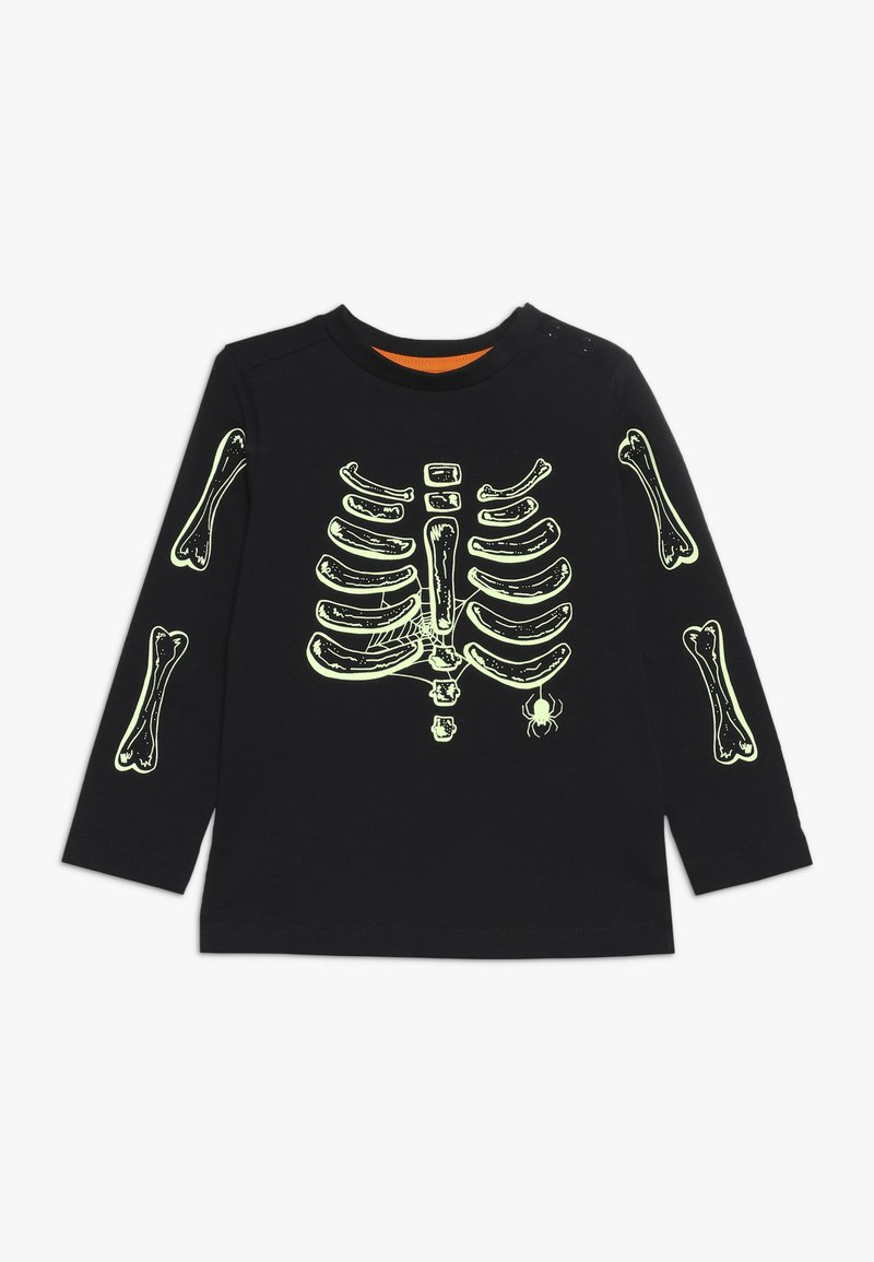 mothercare - BABY HALLOWEEN SKELETON - Maglietta a manica lunga - black