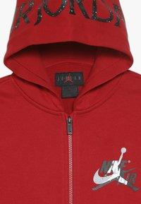 Jordan - JUMPMAN CLASSIC FULL ZIP - Zip-up hoodie - gym red - 4