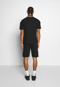 Kappa - VEER - T-shirts basic - caviar - 2