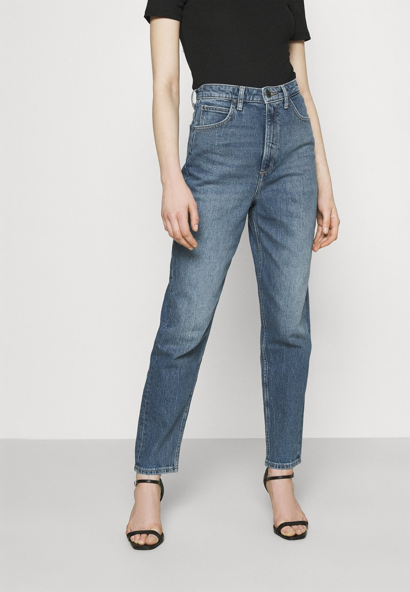 Lee - STELLA TAPERED - Jeans relaxed fit - vintage lewes