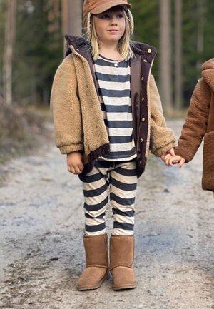 WALLABY LO - Zimní obuv - chestnut