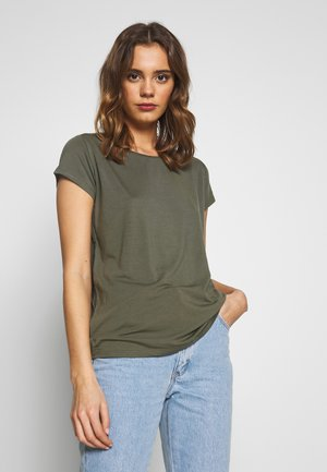 ONLGRACE  - T-Shirt basic - kalamata