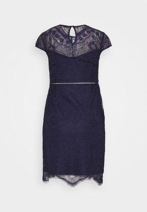 Cocktail dress / Party dress - evening blue