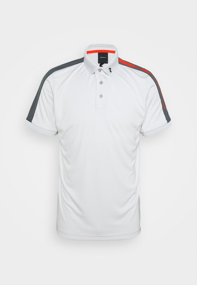 PLAYER  - Poloshirt - antarctica/deep earth
