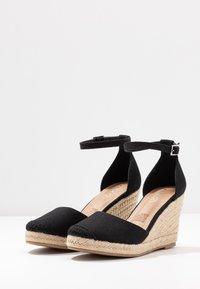Rubi Shoes by Cotton On - FLORENCE CLOSED TOE  - Hoge hakken - black - 4