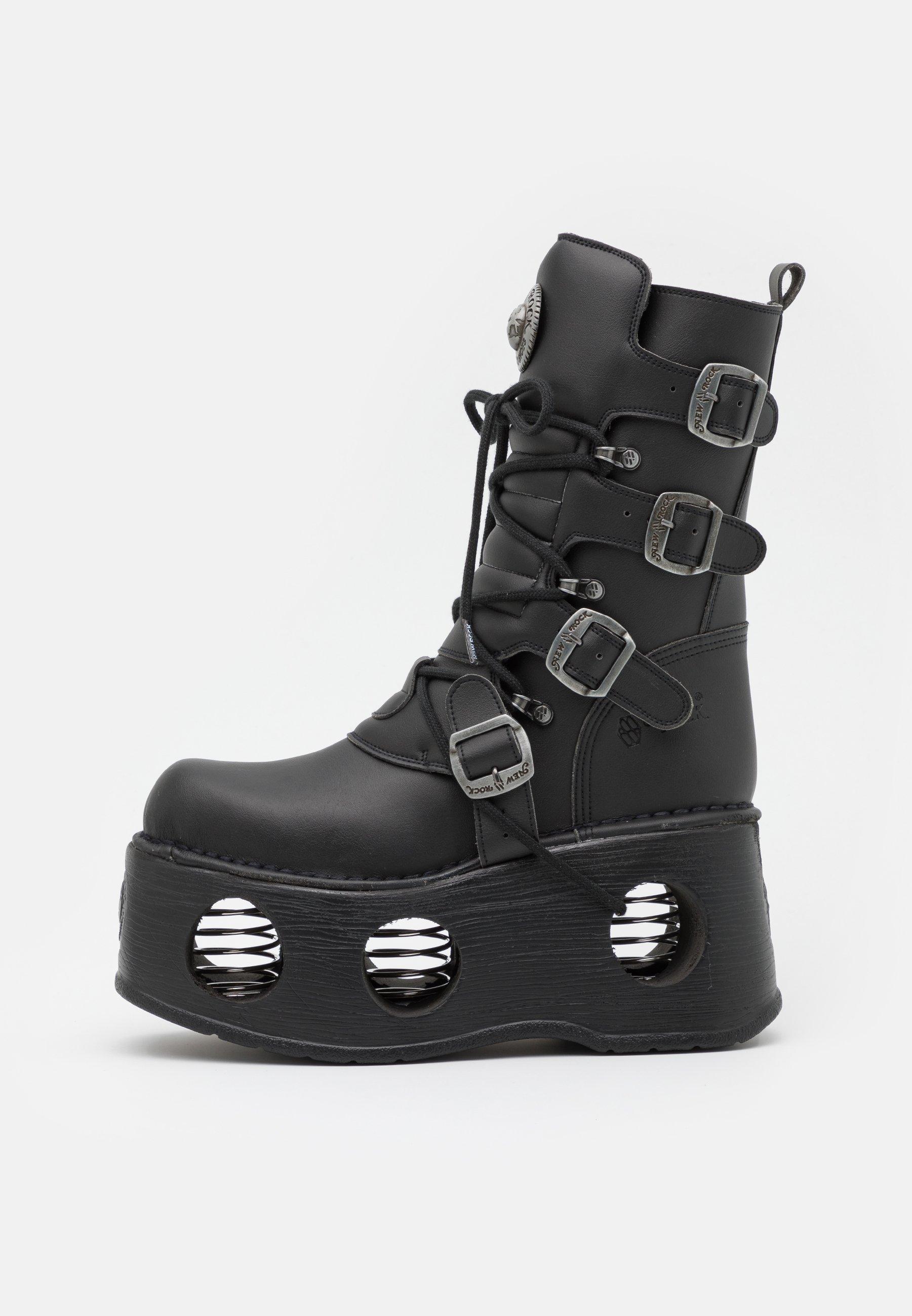 Women UNISEX - Lace-up boots
