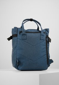 anello - OPEN TOTE BACKPACK - Reppu - navy - 6