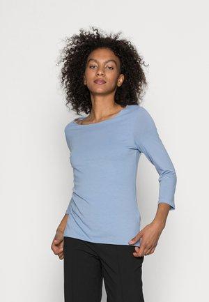 SLEEVE - Long sleeved top - dusty blue