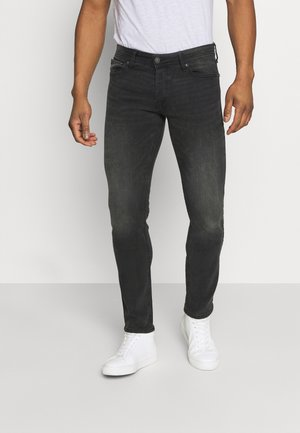 JJIGLENN JJORIGINAL  - Jeansy Slim Fit - grey denim