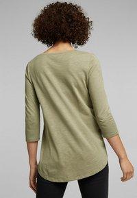 Esprit - Long sleeved top - light khaki - 2