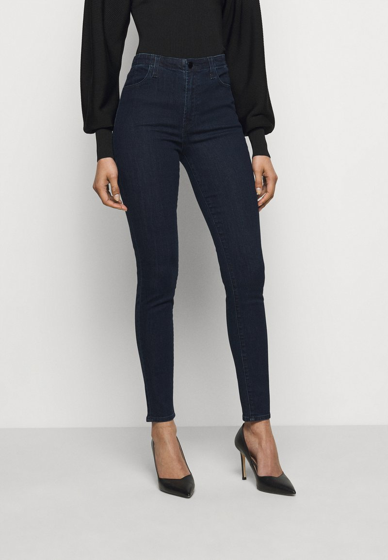 J Brand - DARTED HIGH RISE - Jeans Skinny Fit - civility