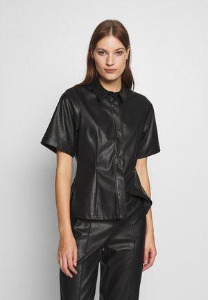 SHILA - Košile - black