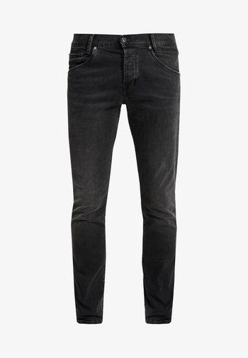 SPIKE - Straight leg jeans - black denim