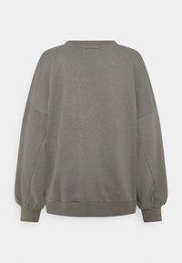 ONLY - ONLMASE OVERSIZE - Sweatshirt - dark grey - 1