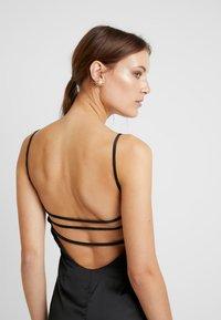 LEXI - ESMAE DRESS - Occasion wear - black - 5