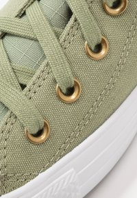 Converse - CHUCK TAYLOR ALL STAR - Baskets montantes - street sage/pale putty/white - 5