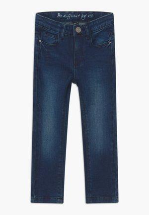 SKINNY KID - Jeans Skinny Fit - dark blue denim