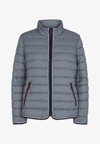Junge - DEMI - Light jacket - deep blue print - 2