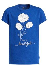WE Fashion - T-shirts print - cobalt blue - 5